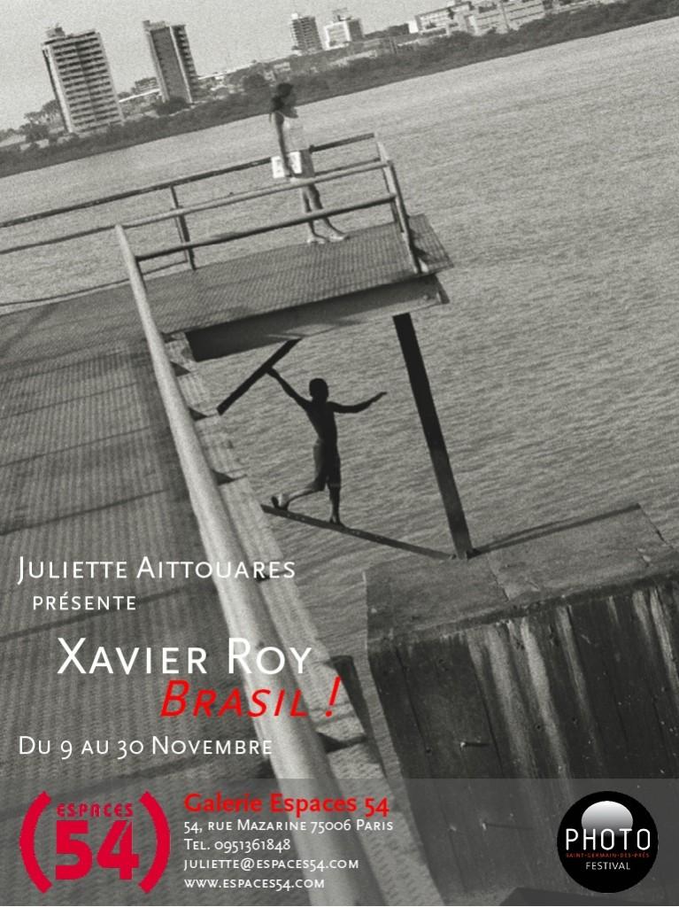 Exposition Xavier Roy